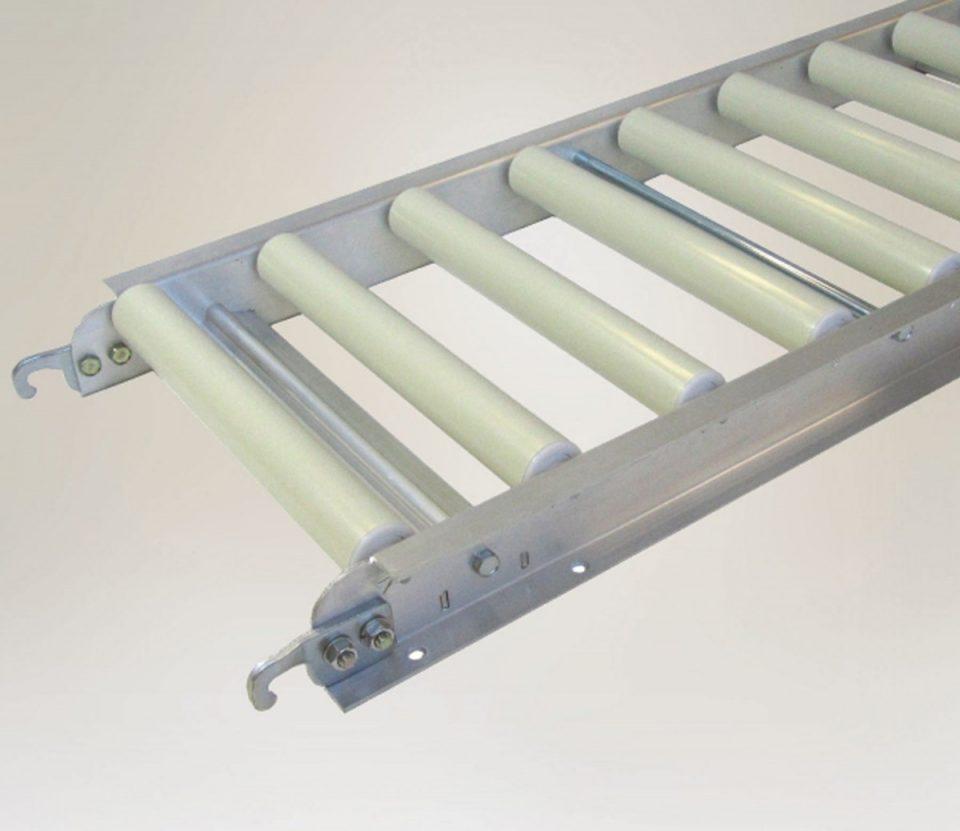 樹脂ローラー(径φ38)ローラーピッチ10cmタイプ