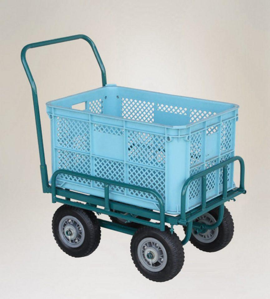 コンテナ4輪車