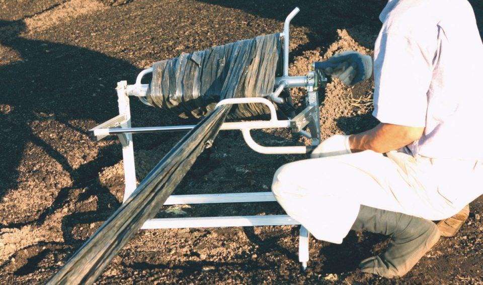 アルミ製 マルチ回収器