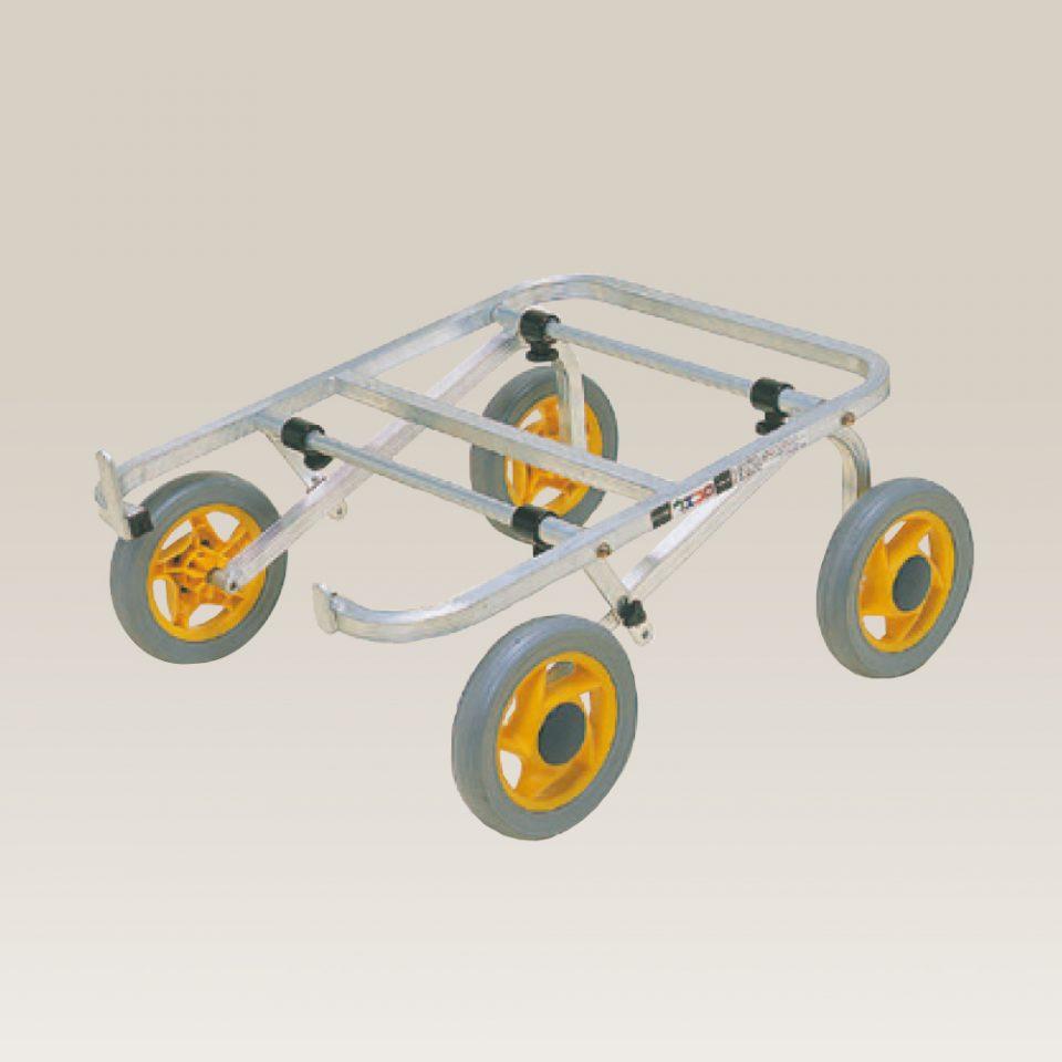 定植用作業台車
