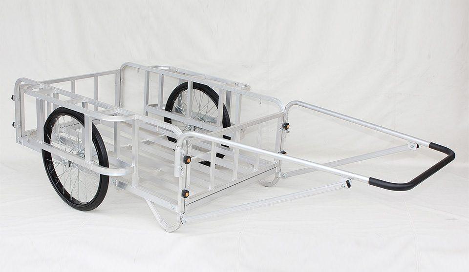 アルミ製 大型リヤカー(強力型) 5号タイプ